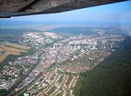 Fotolety s Air MORAVIA o.s., lokalita Zlín